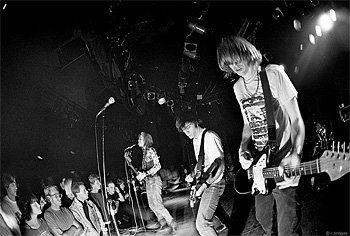 Sonic Youth Live by Rodger Bridges